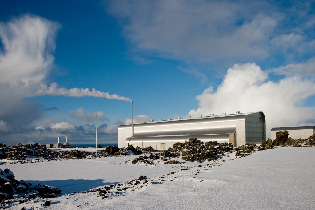 Djúpborunarverkefni á Reykjanesi