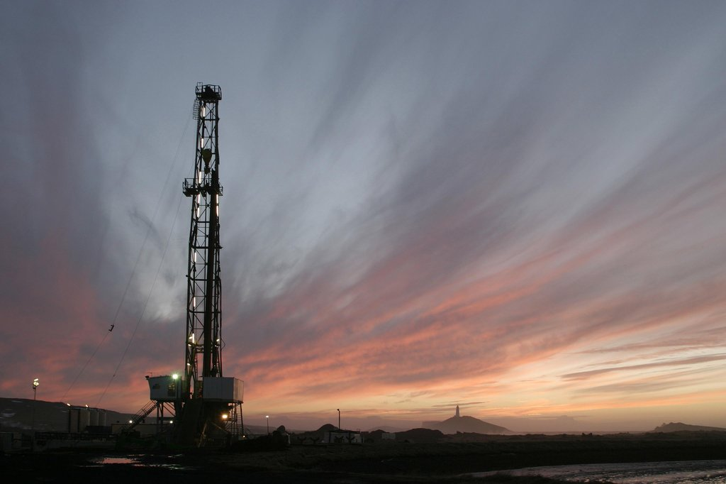 Iceland Drilling Co.
